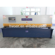 hydraulic shearing machine/metal cutting machine