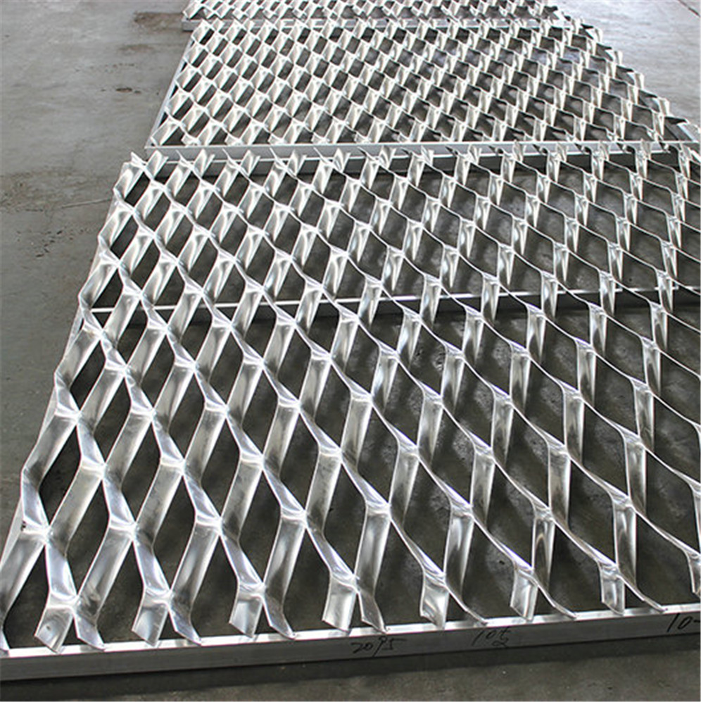 Expanded Metal Mesh 031