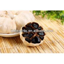 Luxian peeled black garlic 100g/bottle organic