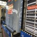 LBW2500PC IGU-Leitung mit automatischer Argongasfüllung