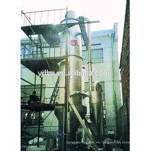 Secador de granulación por pulverización de tipo de presión para tiza