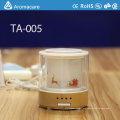 Latest Model Real Wood Air Humidifier Diffuser Wood Essential Oil Diffuser