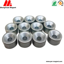 Competitive Neodymium NdFeB Cylinder Magnet with Countersunk Hole