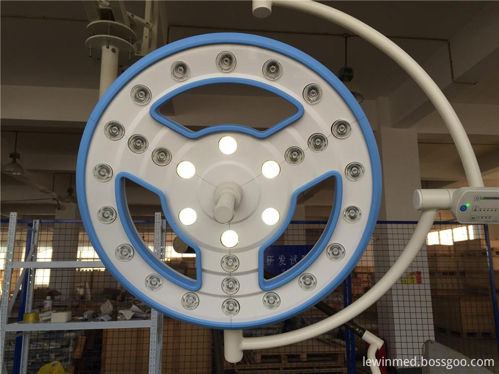 Operating Lamp 17