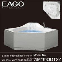 Corner Acrylic whirlpool Massage bathtubs/ Tubs