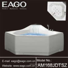 Corner Acrylic whirlpool Massage bathtubs/ Tubs