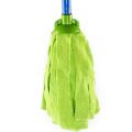 Зеленый Хороший Чистящий Эффект Бытовая Уборка Пола Хлопок Круглая Швабра