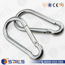 Mosquetón de acero inoxidable DIN5299c Snap Hook