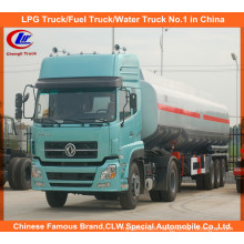 Fuel Tank Trailer for 40000liters Diesel Road Tanker