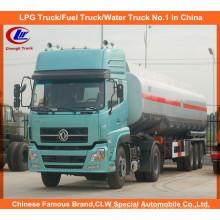 Reboque do tanque de combustível para 40000liters Diesel Road Tanker