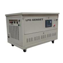 15kw Soundproof LPG Generator
