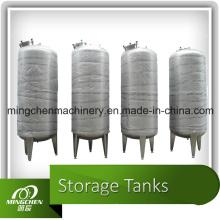 Tanque de óleo vertical tanque de álcool