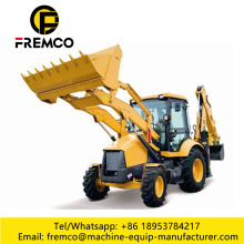 Backhoe Loader For Sale With High Quality