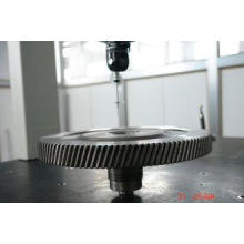 Carbon Steel Automobile Parts Wheel Gear Of Customize Milli