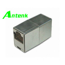 RJ45 Cat5e in-Line Coupler Modular Jack
