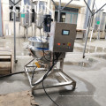 Chinesischer Preis Dampf-Aufheiztopf / ummantelter Wasserkocher / doppelt ummantelter Wasserkocher Dampf ummantelter Wasserkocher