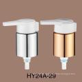 24mm Aluminum Style Cap Crimp Cream Pump