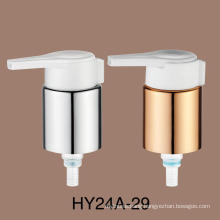 24mm Aluminum Style Cap Crimp Cream Pump