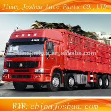 sinotruk trucks, carry container truck for sale- 8X4 CARGO transportation truck