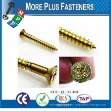 Made in Taiwan Philips or Torx Flat Head Hex Head Torx Indent Hex Head Wood Screw
