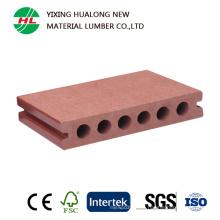 Decking compuesto plástico de madera WPC suelo al aire libre (M36)