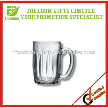 Taza de vidrio de cerveza de alta calidad