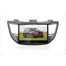 10.2-дюймовая автомобильная DVD-навигация для Hyundai Tucson (HD1072)