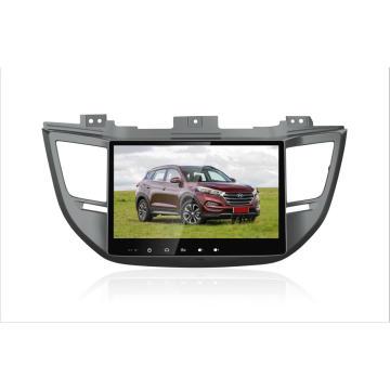Navegação do DVD do carro de 10.2 polegadas para Hyundai Tucson (HD1072)