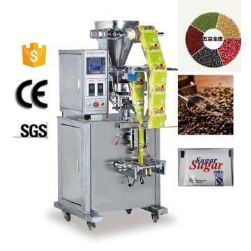 Máquina para empacar gránulos de semillas / maní / mijo / té con leche