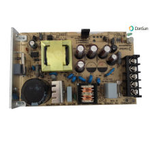 5v / 12v 75w Uninterruptible External Dual Output Power Supplies Ul For Desktop En55022