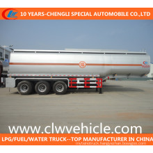 3-Axle 50cbm Fuel Tanker Trailer