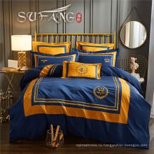 Превосходный хлопок постельные принадлежности комплект китайский Билдинг комплект домашней гостиной постельные принадлежности