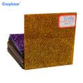 300mm x 200mm x 3.0mm Acrylic (PMMA) Plexiglass Glittering Sheets