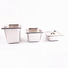 Envase de comida de Gastronorm de la alta calidad de la cacerola de la tabla del acero inoxidable GN