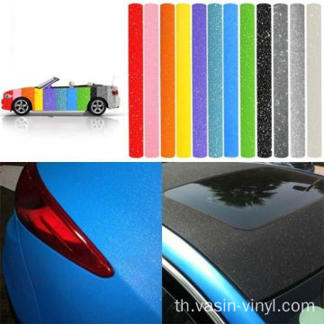 ฟิล์มใส Brilliant Diamond Glitter Car Wrap Vinyl