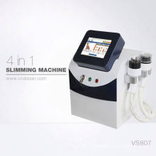 Ultrasound Vacuum Therapy Latest Body Slimming Machine