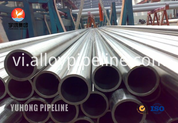 Nickel Alloy Boiler Tube ASTM B444 UNS N06625