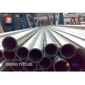Liga de níquel caldeira tubo ASTM B444 UNS N06625