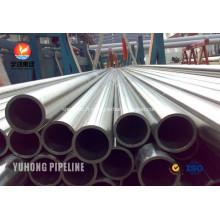 Nickel allié chaudière Tube ASTM B444 UNS N06625