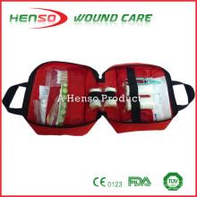HENSO Kit de primeros auxilios de nylon impermeable