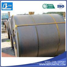 Bobina de acero laminado en caliente Q235 SPHC JIS Ss400 HRC
