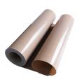 0,18 мм коричневая высокотемпературная ткань ptfe