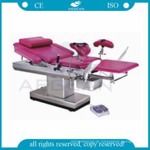 AG-C102B heiße Verkäufe Multifunktions Geburtshilfe Gynäkologie Arbeit und Lieferung Betten