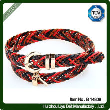 Decorative Western Style Fancy Belts For Girls