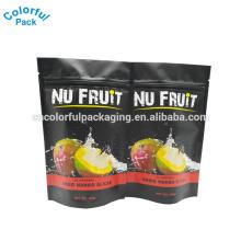 Bolso de empaquetado de las frutas secas / bolso plástico del pouh / embalaje plástico de los snacks