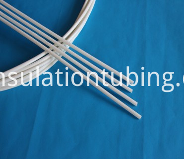 Fiber glass Silicone Rubber Braided Sleeveing