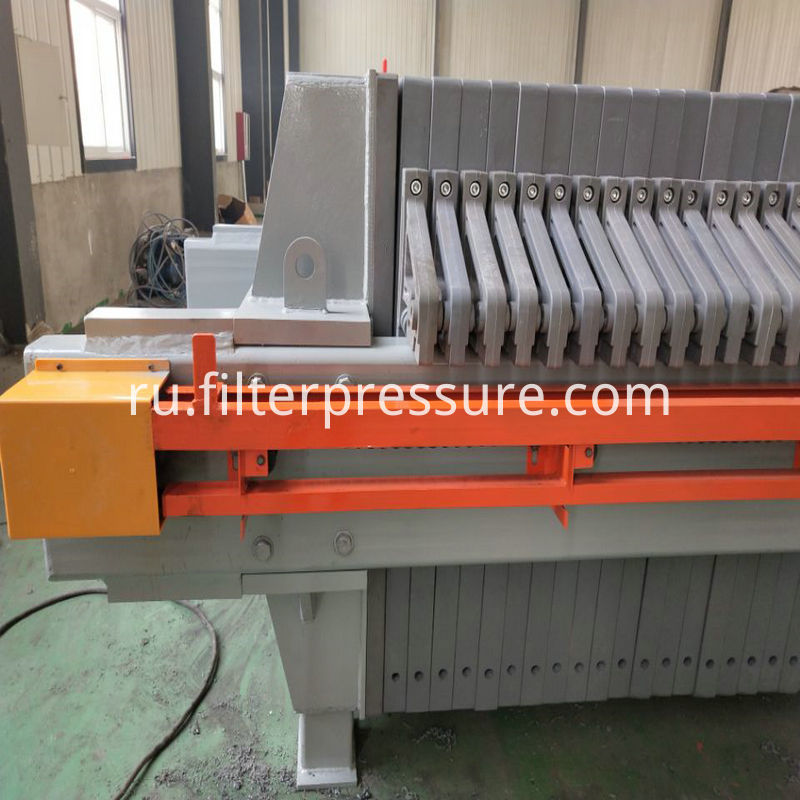 Food Beverage Cast Iron Filter Press 5