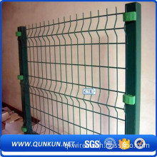 PVC Galvanized Welded Wire Mesh Fence