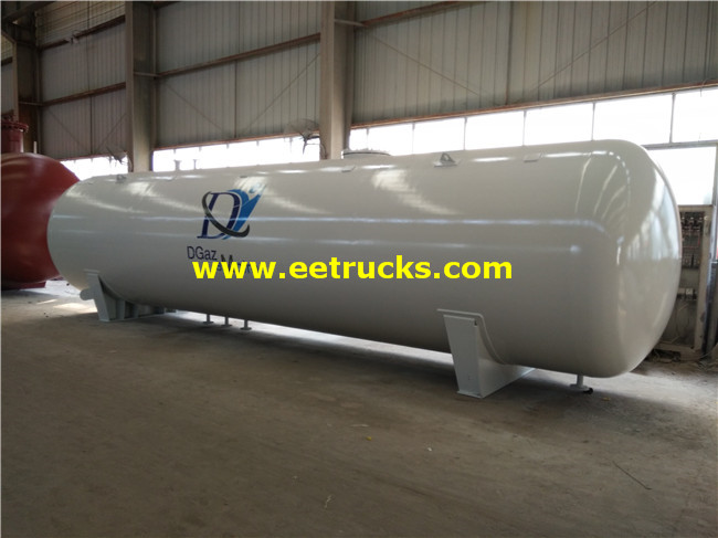 Bulk 20ton LPG Storage Tanks