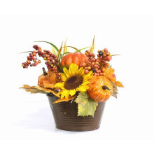 Wholesale harvest fall floral arrangements